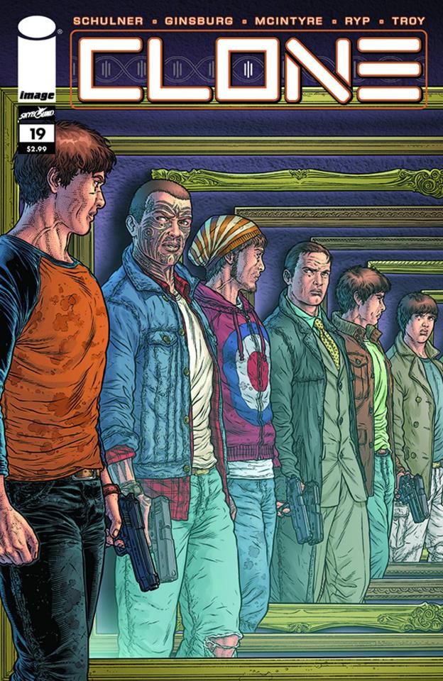The Clone #19