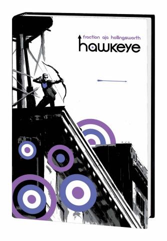 Hawkeye by Matt Fraction and David Aja Omnibus