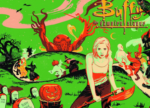 Buffy the Vampire Slayer, Season 10 #8