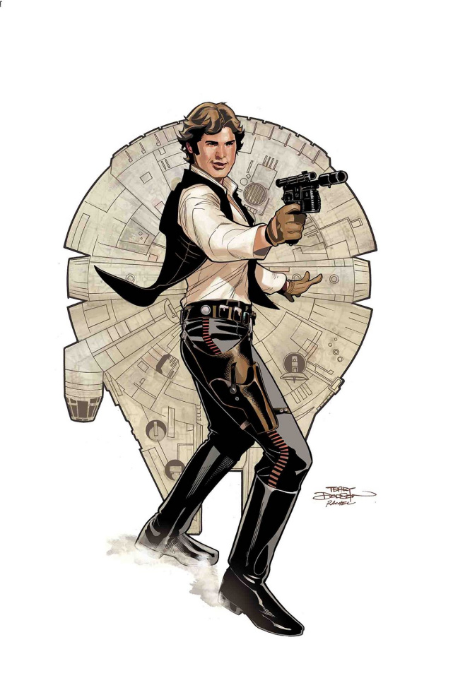 Star Wars: Age of Republic - Han Solo #1