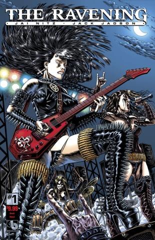 Ravening #1 (Death Metal Cover)