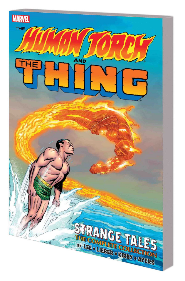 The Human Torch and The Thing: Strange Tales (Complete Collection)