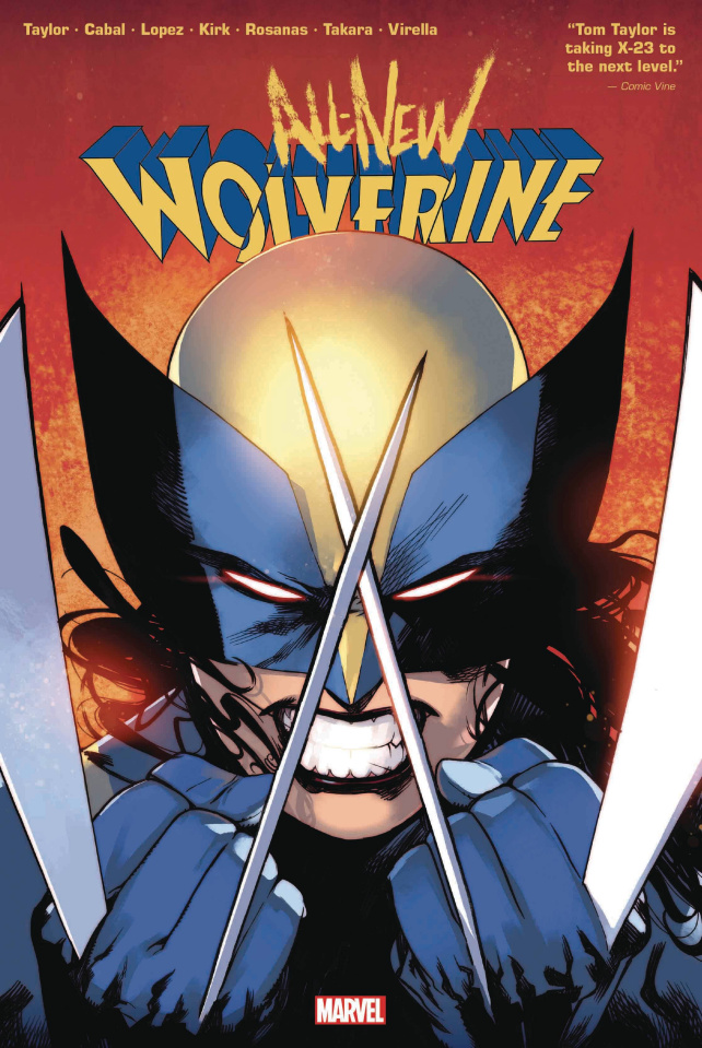 All-New Wolverine by Tom Taylor (Omnibus)