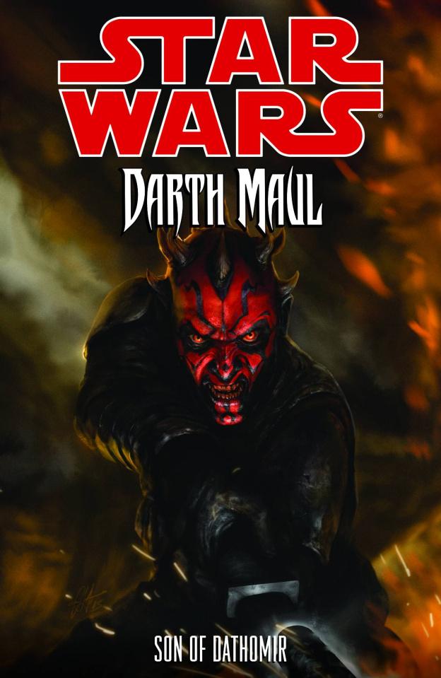 Star Wars: Darth Maul, Son of Dathomir