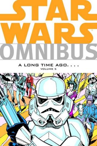 Star Wars Omnibus Vol. 5: A Long Time Ago