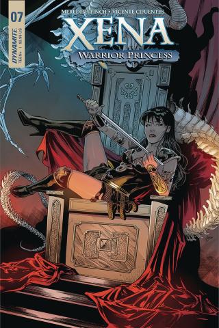 Xena #7 (Cifuentes Cover)