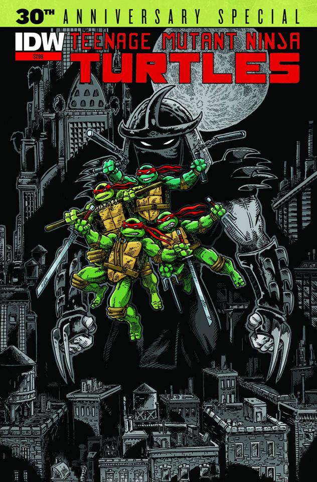Teenage Mutant Ninja Turtles: 30th Anniversary Special (2nd Printing)