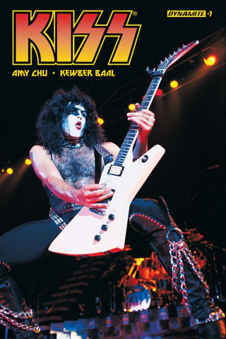 KISS #7 (Photo Cover)