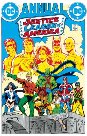 Justice League of America: The Detroit Era (Omnibus)