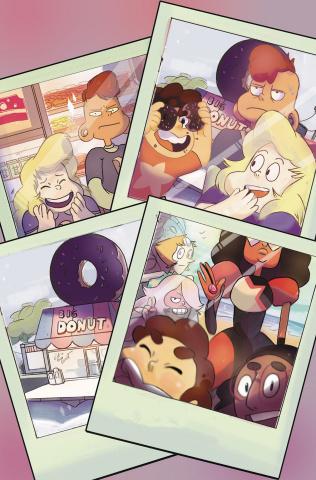 Steven Universe 2016 Special #1 (10 Copy Jones Cover)