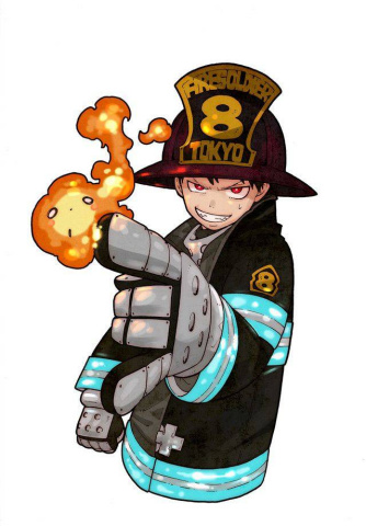 Fire Force Vol. 21