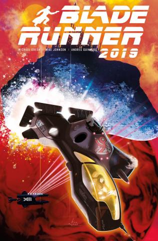Blade Runner 2019 #10 (Hughes Cover)