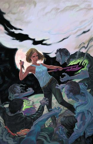 Buffy the Vampire Slayer, Season 10 #1