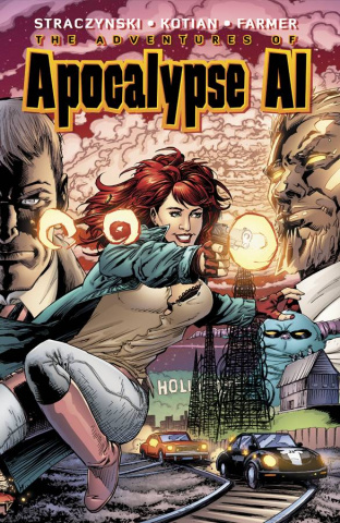 The Adventures of Apocalypse Al Vol. 1