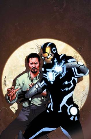 Invincible Iron Man #519