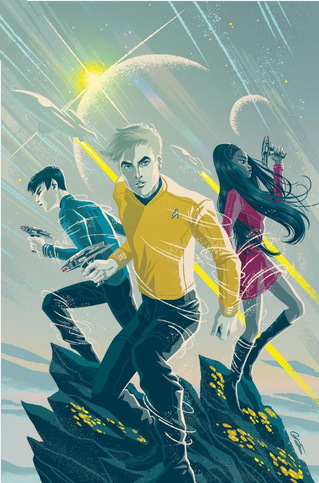 Star Trek: Boldly Go #1