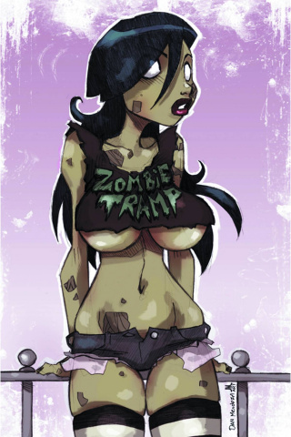 Zombie Tramp #6 (Artist Cover)