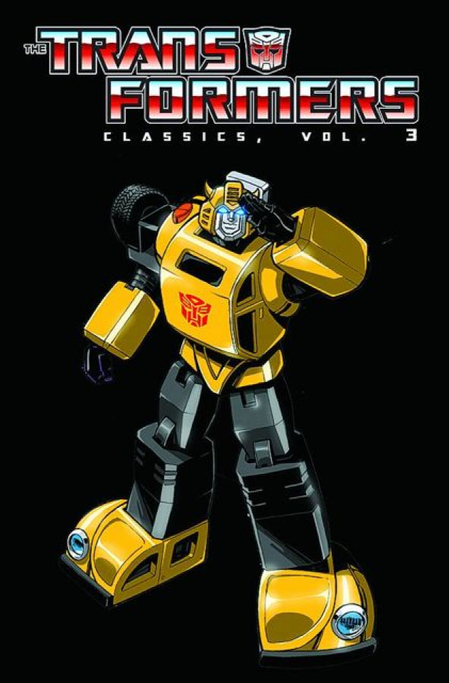 The Transformers Classics Vol. 3