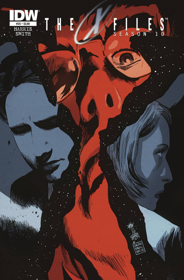 The X-Files, Season 10 #25