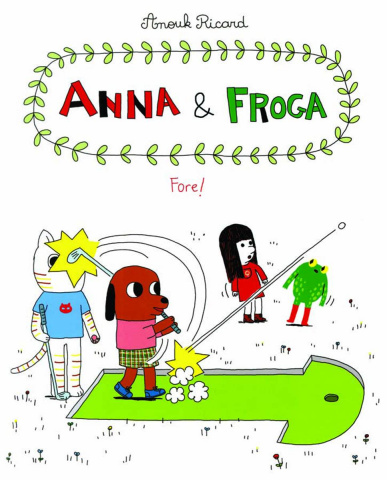Anna & Froga Fore
