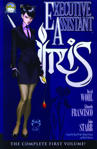 Executive Assistant Iris Vol. 1