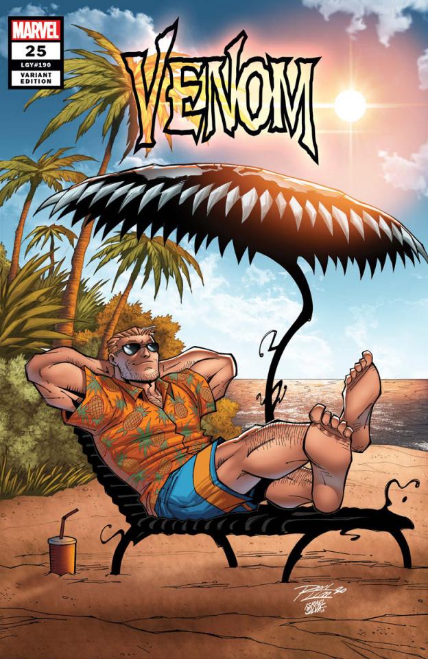 Venom #25 (Ron Lim Cover)