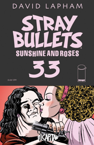 Stray Bullets: Sunshine and Roses #33