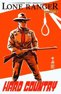 The Lone Ranger #6