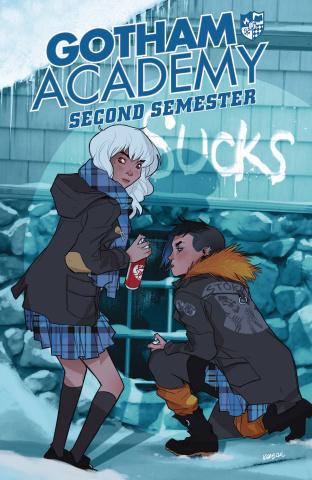 Gotham Academy: Second Semester #1