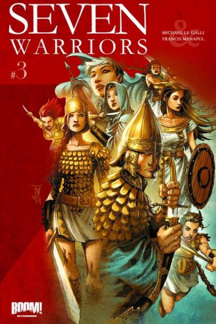 7 Warriors #3