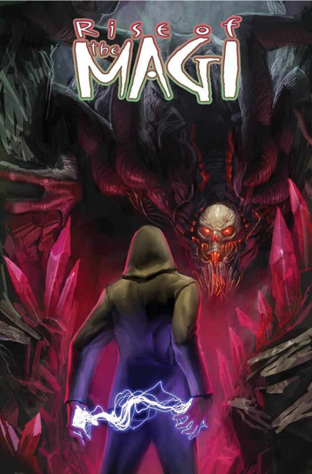Rise of the Magi #1 (Sejic Cover)