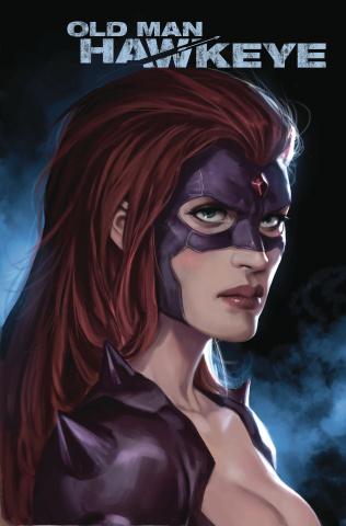 Old Man Hawkeye #12 (Djurdjevic Fantastic Four Villians Cover)