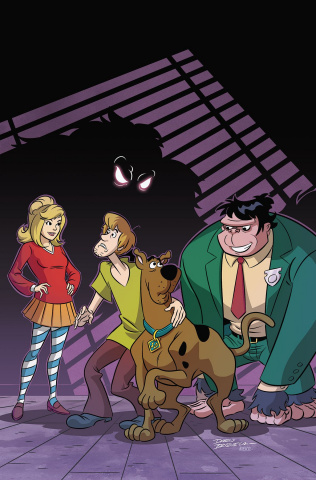 Scooby Doo Team-Up #36