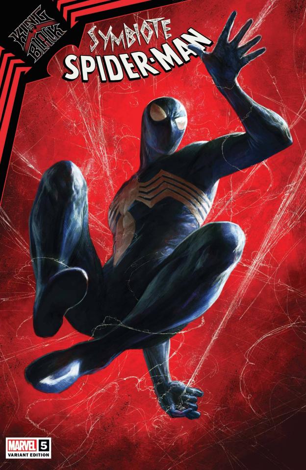 Symbiote Spider-Man: King in Black #5 (Rapoza Cover)