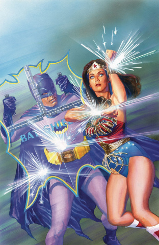 Batman '66 Meets Wonder Woman '77 #1