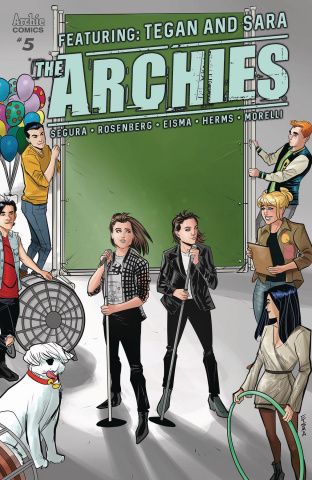 The Archies #5 (Eisma Cover)