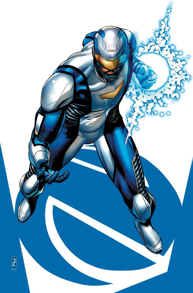 Catalyst Prime: Noble #2 (20 Copy Zircher Cover)