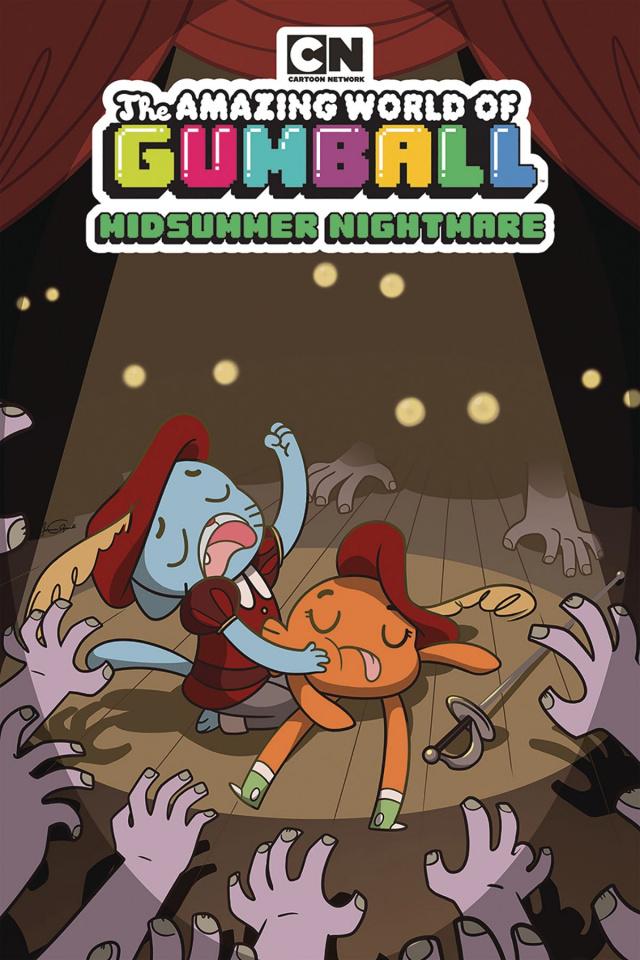 The Amazing World of Gumball Vol. 6: Midsummer Nightmare
