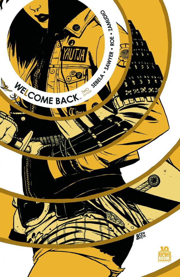 Welcome Back #2 (2nd Printing)