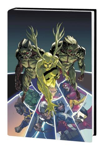 Avengers Vol. 3: Infinity Prelude
