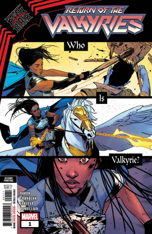King in Black: Return of the Valkyries #1 (2nd Printing)