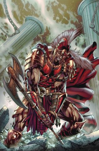 Myths & Legends Quarterly: Ares #1 (Vitorino Cover)