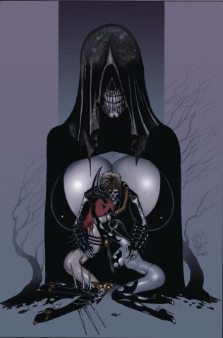 Tarot: Witch of the Black Rose #116 (Mourning After Cover)