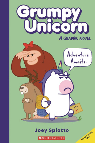 Grumpy Unicorn Vol. 1: Hits the Road