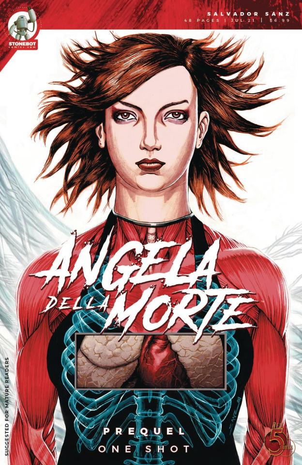 Angela Della Morte: Prequel