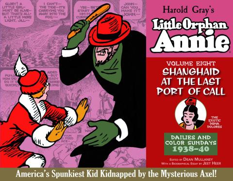 Little Orphan Annie Vol. 8