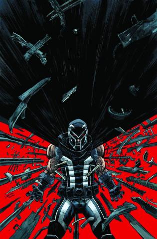 Magneto #3 (2nd Printing)