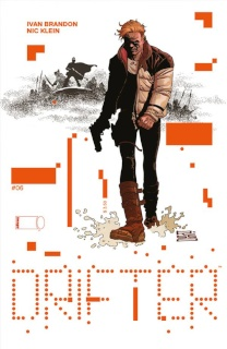 Drifter #6 (Risso Cover)