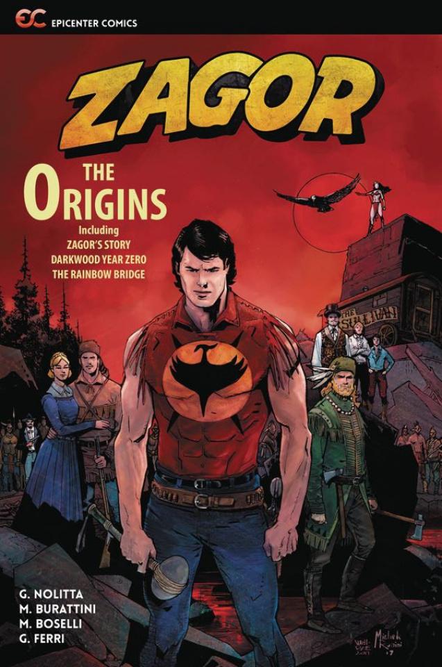 Zagor: The Origins