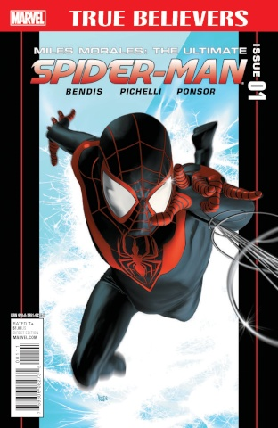 Miles Morales: Ultimate Spider-Man #1 (True Believers)